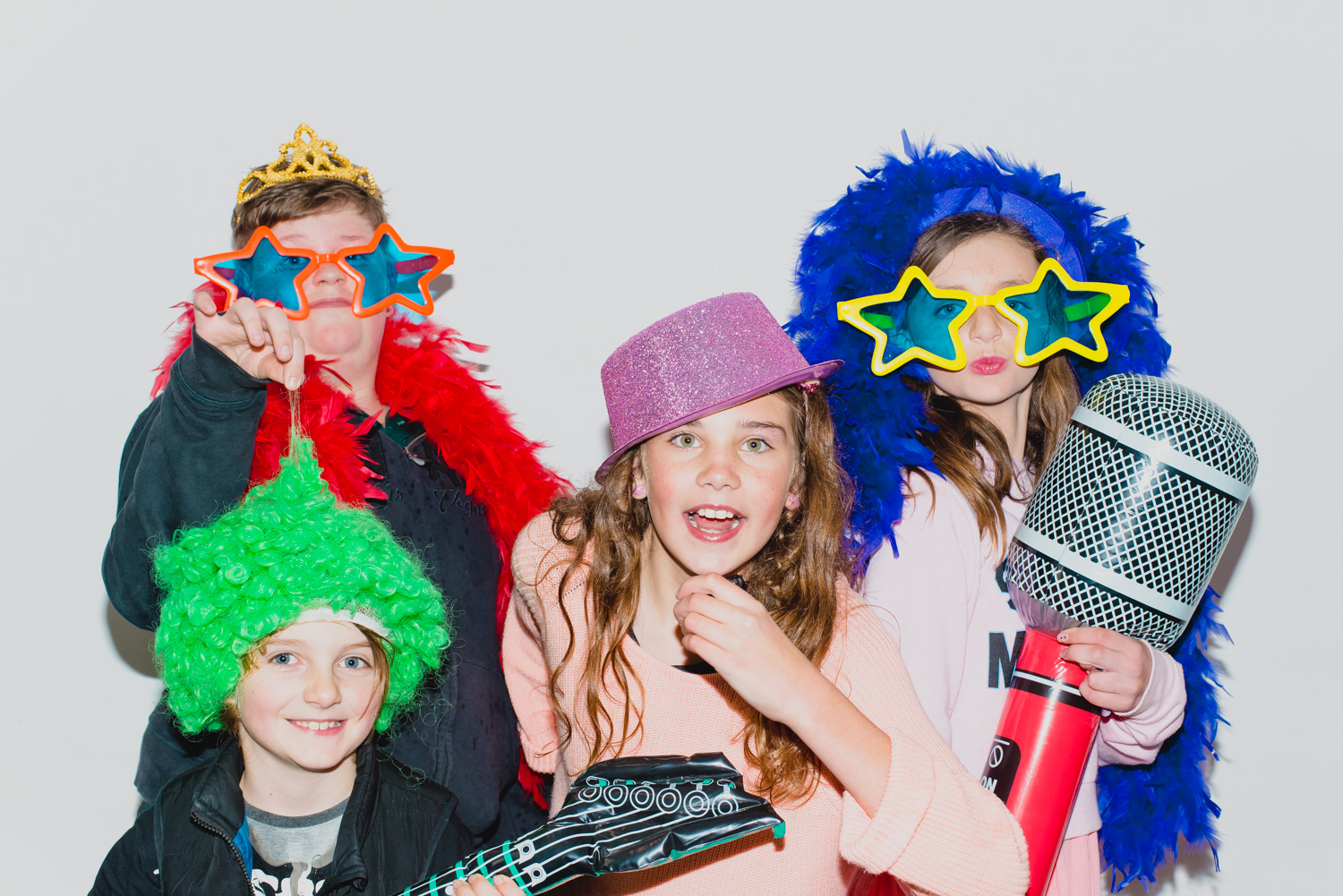 Malmsbury P.S. Disco Photo Booth