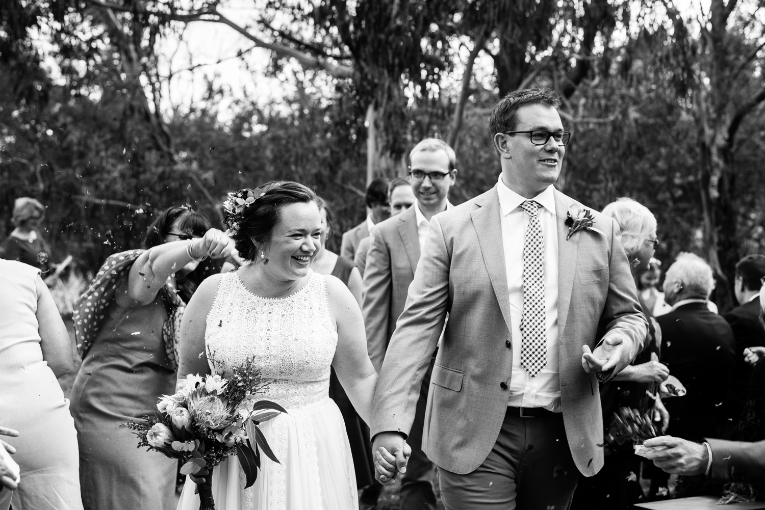 Jennifer & Alan - Gisborne Cherry Farm | Jubilee Hall, Macedon