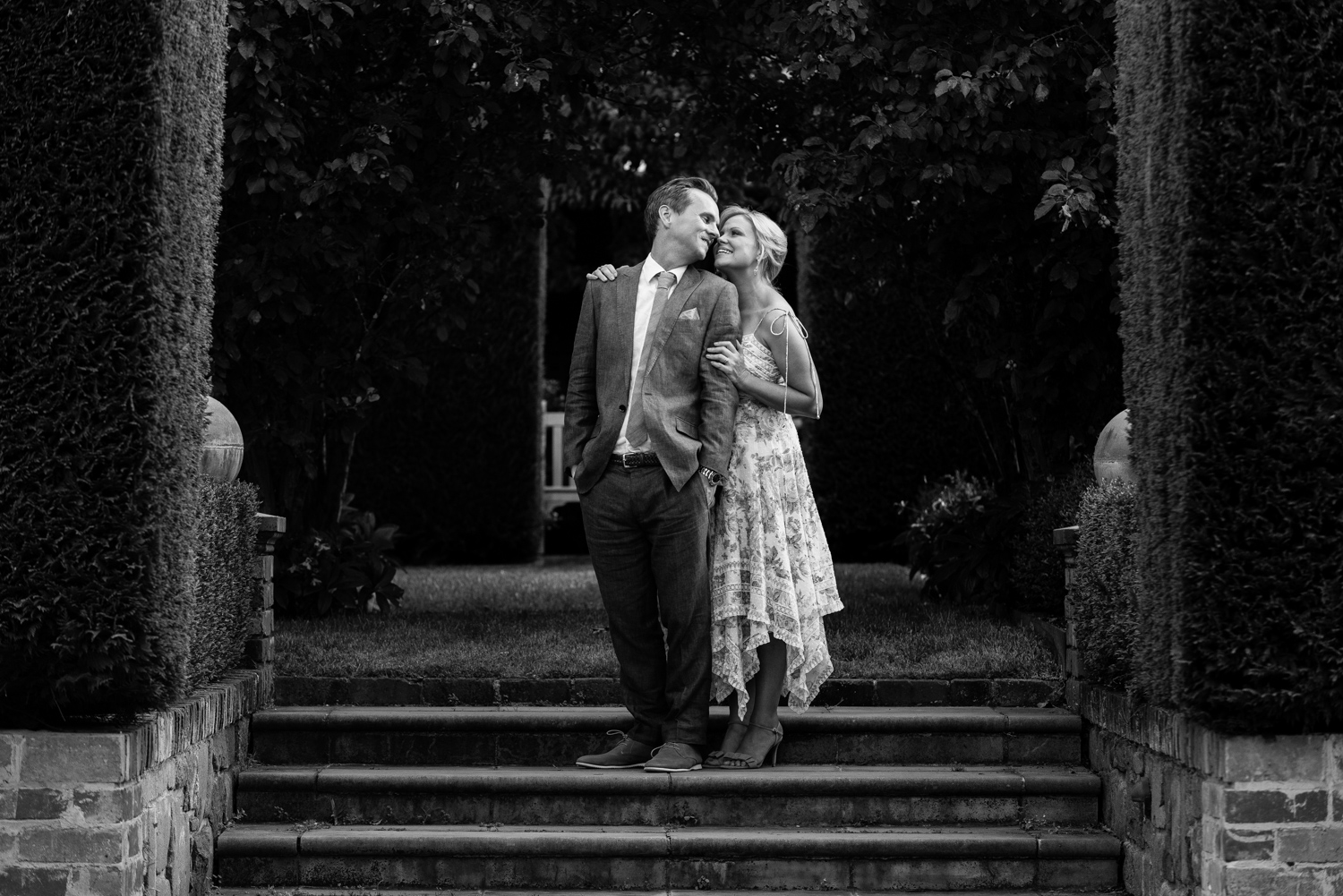 Paget & Matthew - Old Rectory | Kyneton