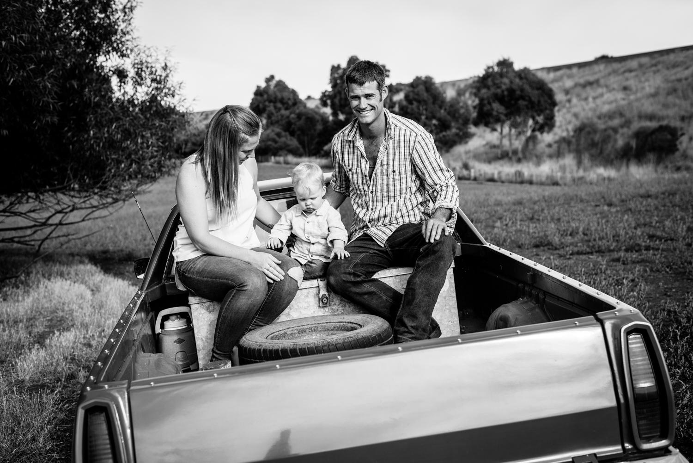 Sullivan-Lansdown Family
