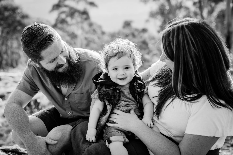 Chislett-Mikhail Family
