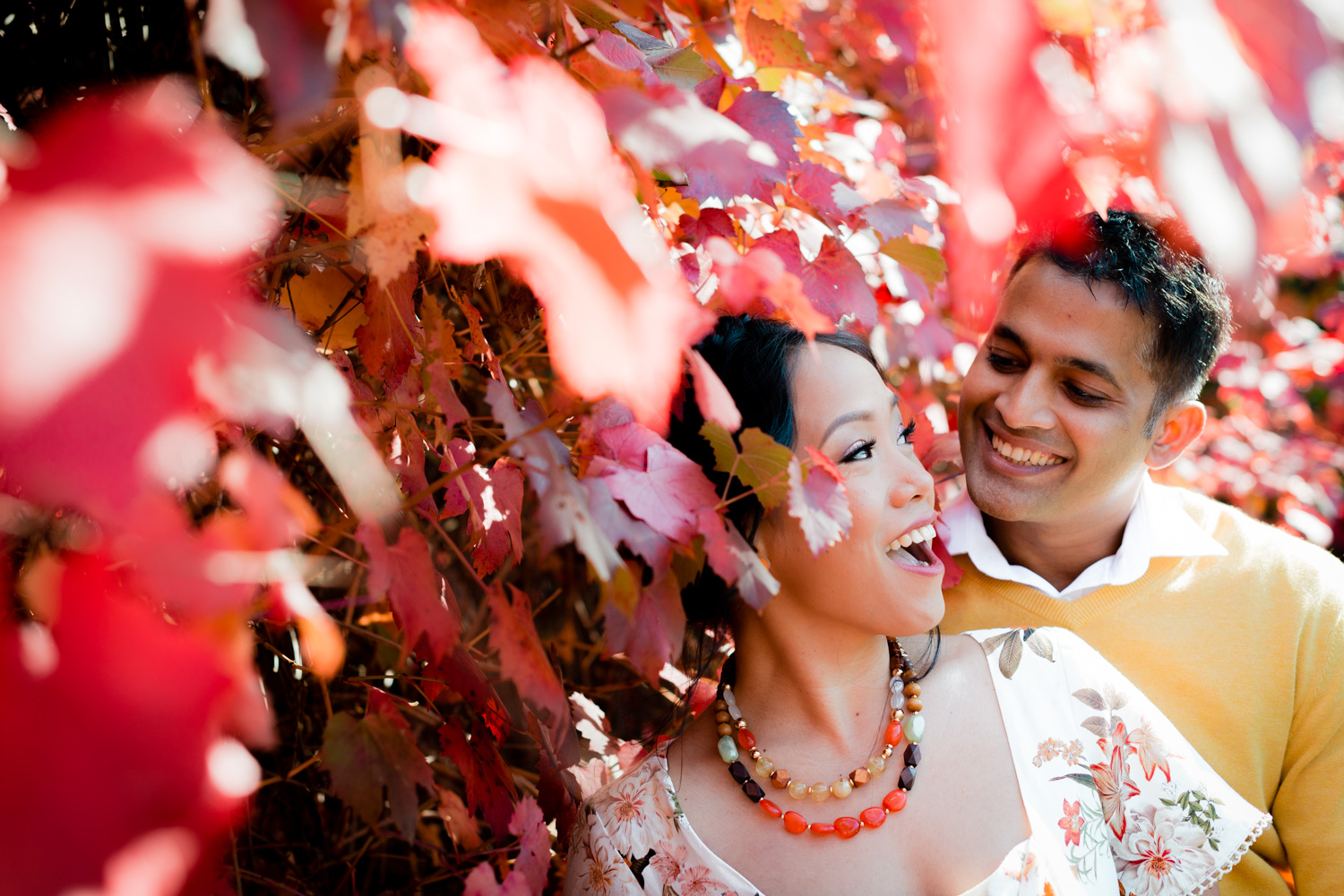 Angela & Munaz - Gardens of Tieve Tara | Mount Macedon