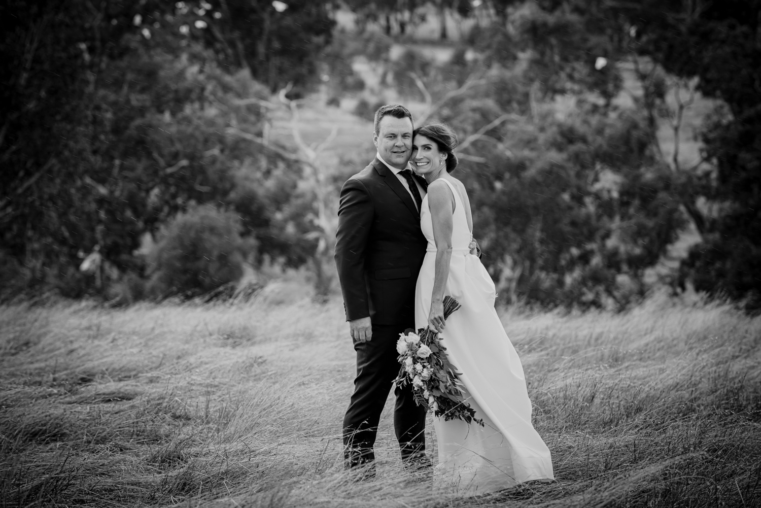 Tara & Michael - Sutton Grange Winery