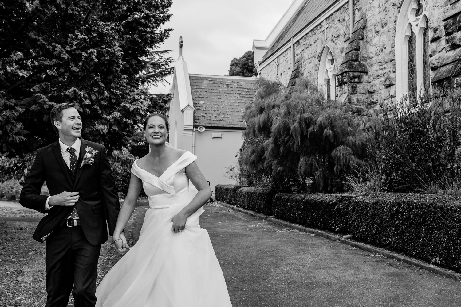 Sarah & Charles - St Peters | The Woodshed | Daylesford