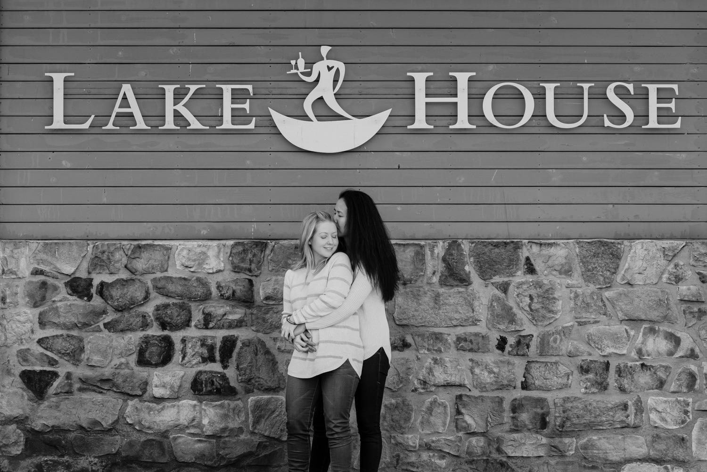 Rachelle & Genevieve - Lake Daylesford