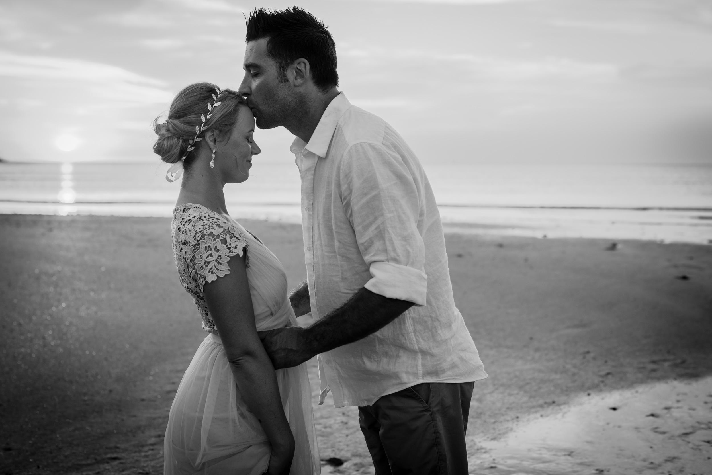 Anita & Matt - Mindil Beach | Darwin