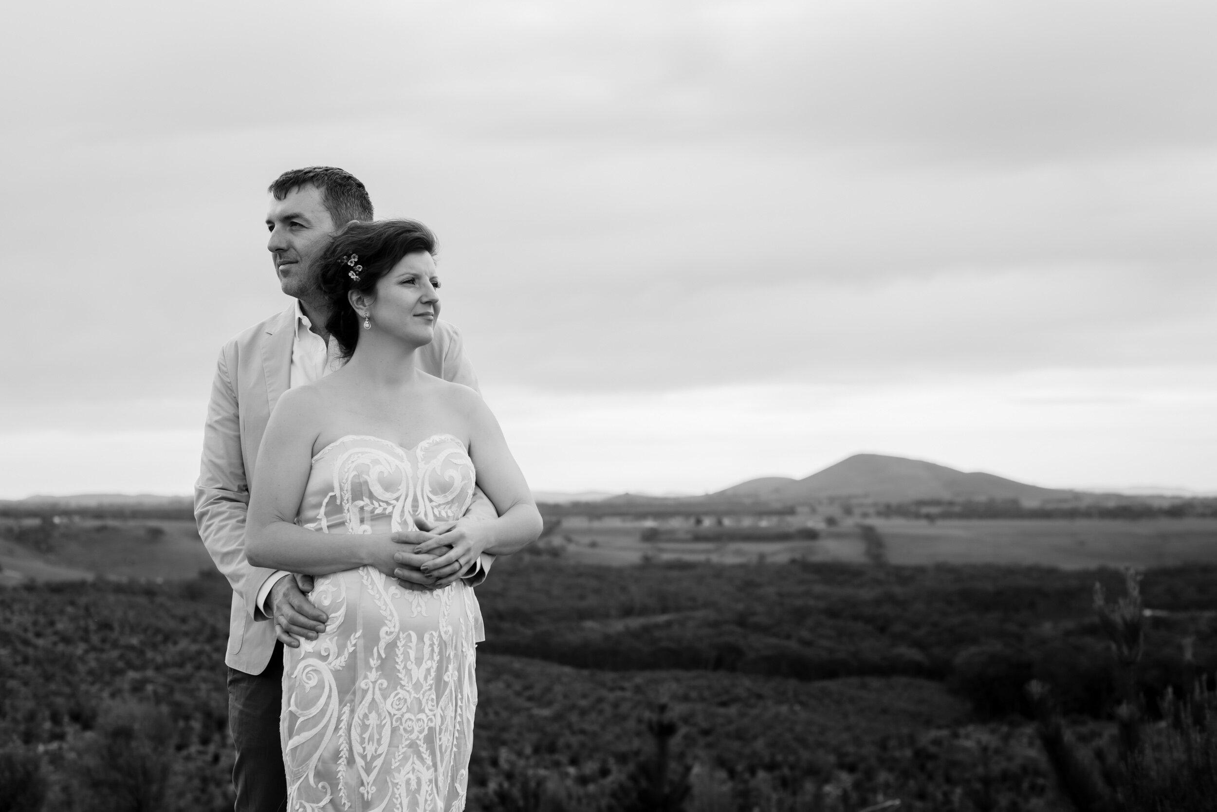 Narida & Tony - LaFranchie Hut | Daylesford