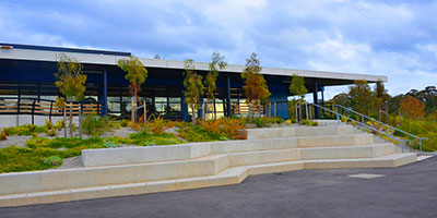 Y2 Architecture for the Engineers' Precinct at Castlemaine Secondary College, completed in August 2016 for $5.5 million The college is on two-campus and Y2 has worked with the school to consolidate the college on to one site, and replace the existing buildings in four stages.
