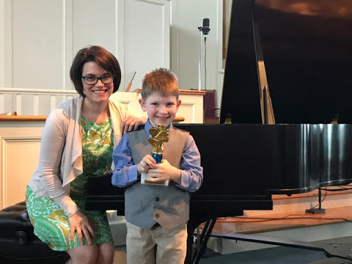 Piano Lessons with Rebekah Waggoner