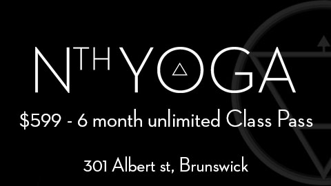 6 Month Unlimited - Valid all classes for 6 months