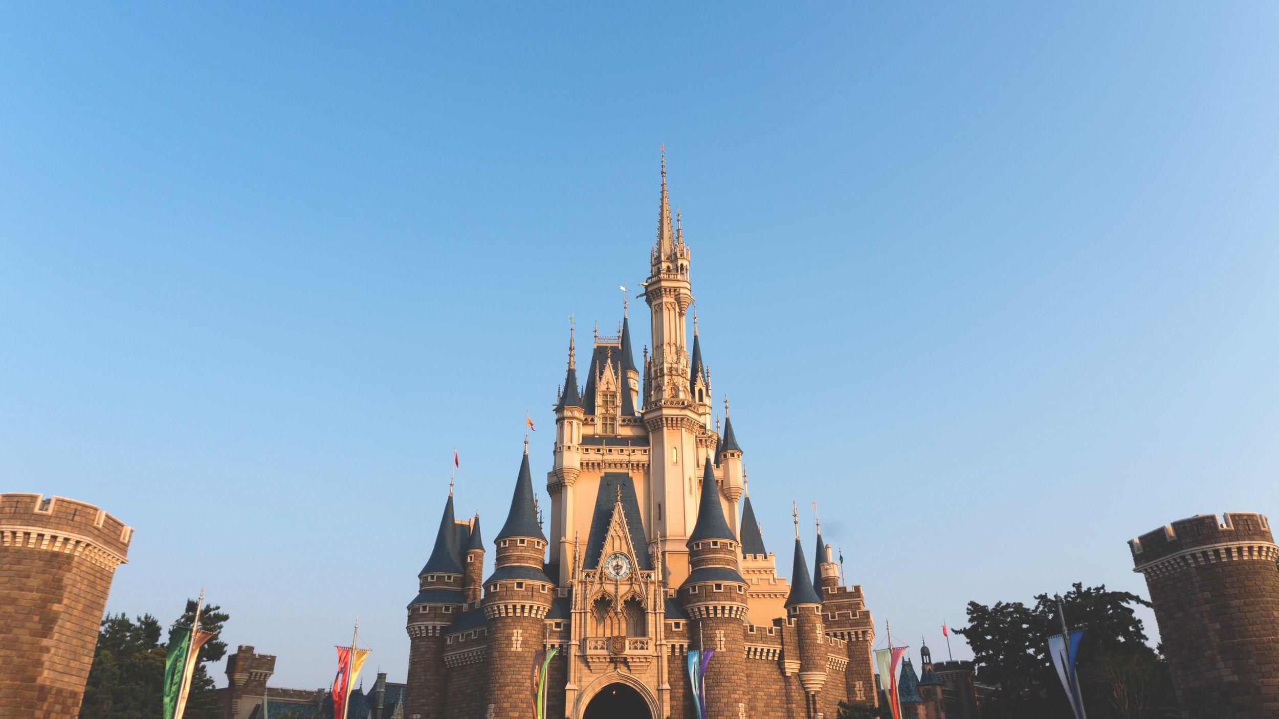 Japan - Tokyo Disneyland