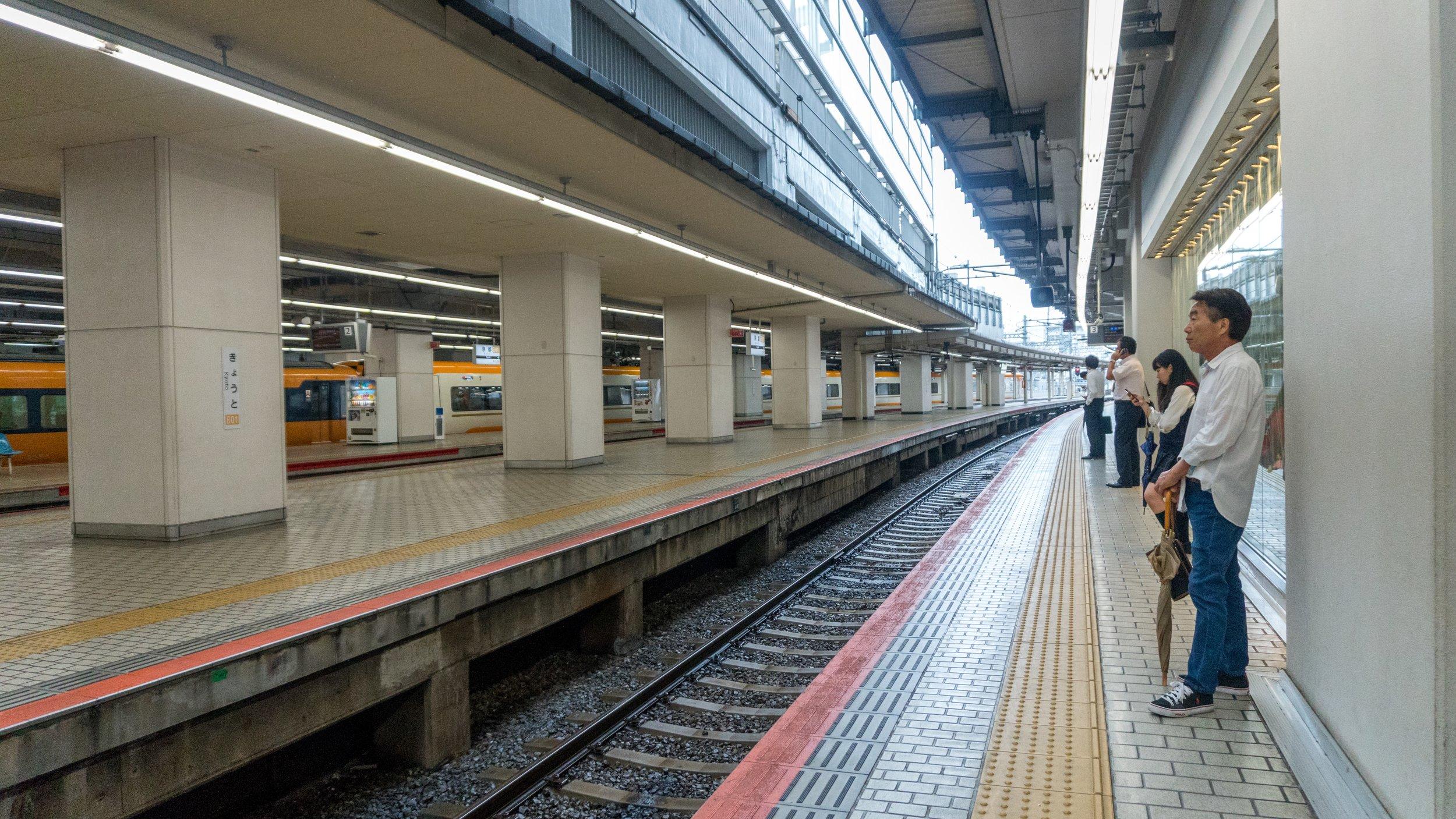 Kyoto - Waiting