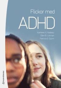 bra bok om ADHD hos flickor och tjejer