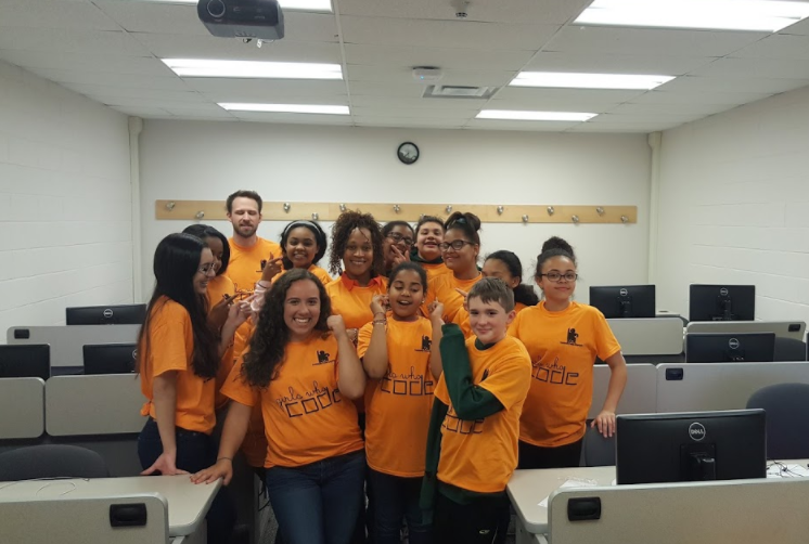 Copy of Girls Who Code Group Picture