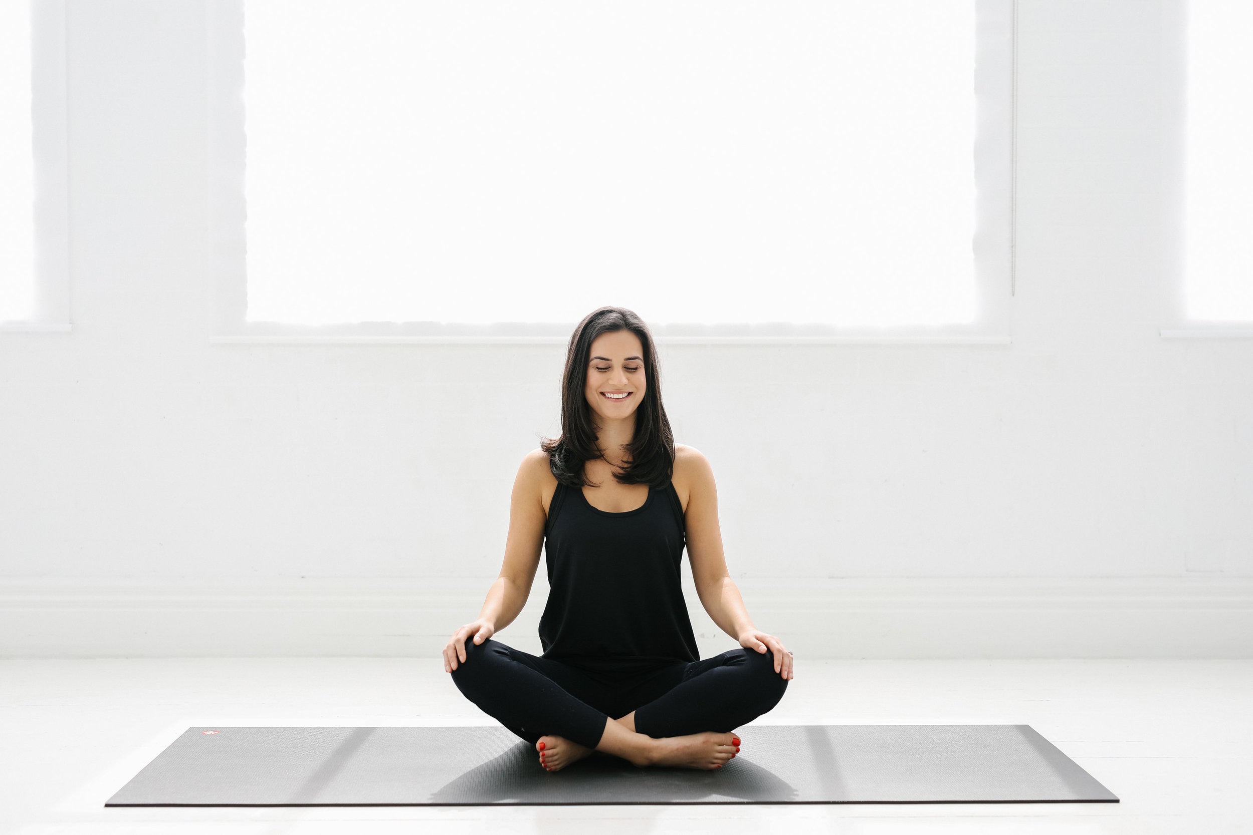 Meg James . Meditation Teacher - Learn some tips from Meg about becoming more mindful and join her for a 30 minute seated meditation class.