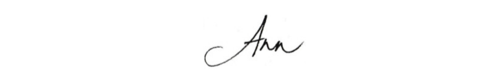 Ann signature white space either side.png