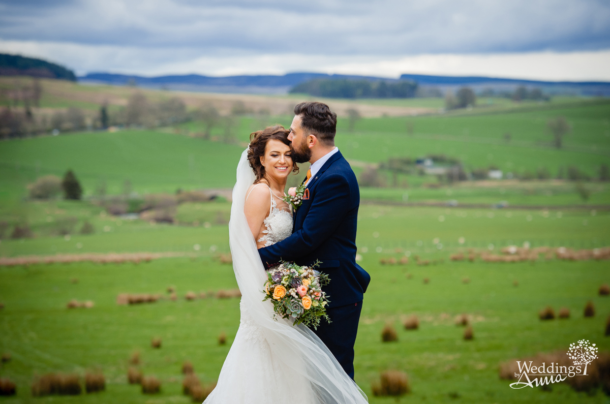 Woodhill Hall wedding