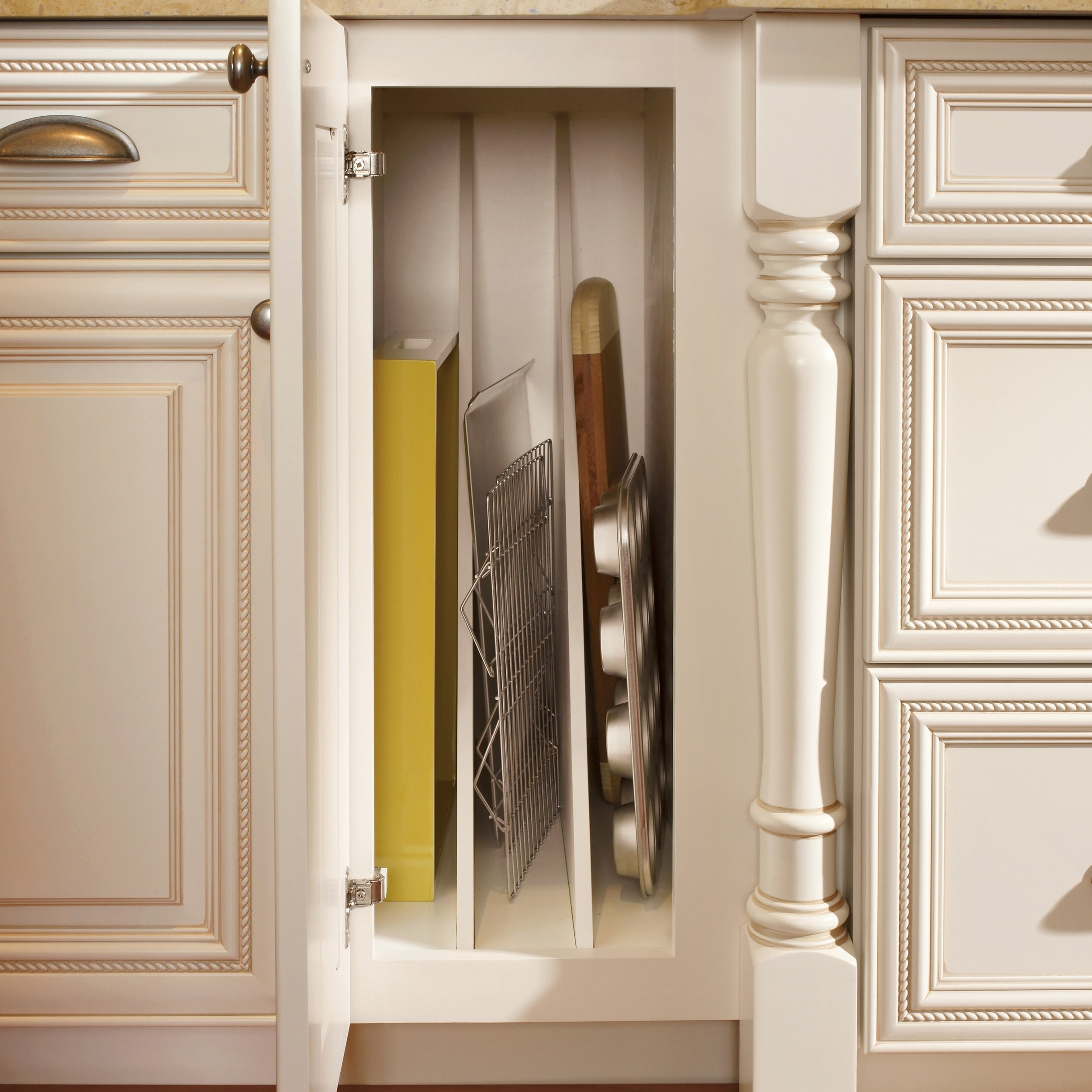 Base Tray Dividers  Source -  Masterbrand Cabinetry