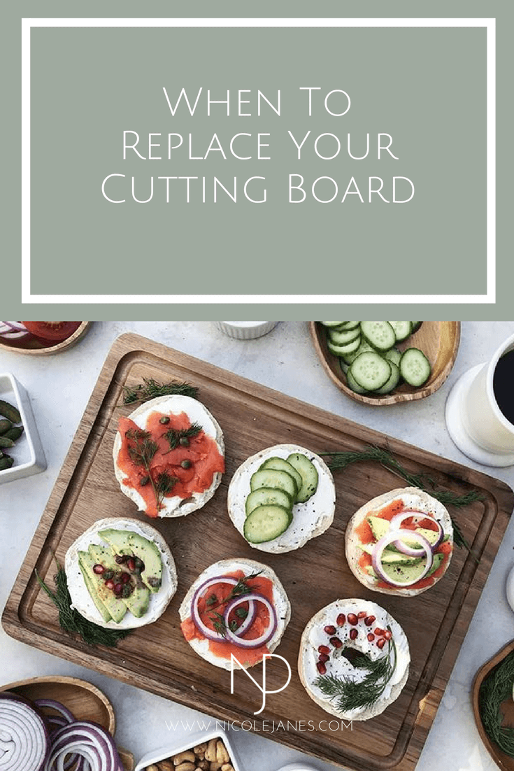 NJD When to Replace Your Cutting Board