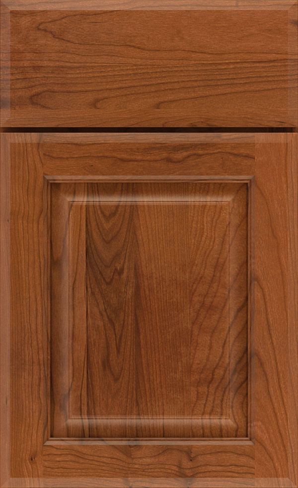 Diamond Cabinetry Evans Cherry with Brierwood Stain