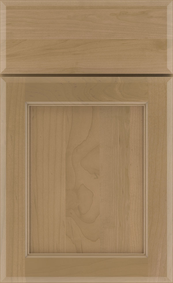 Diamond Cabinetry Perkins Maple with Buckskin Stain