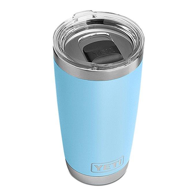 20oz YETI Rambler Stainless Steel Travel Mug