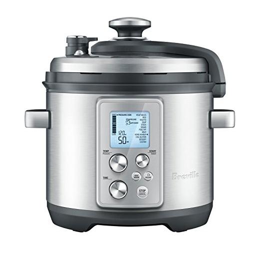 Breville The Fast Slow Pro Pressure Cooker