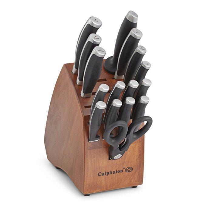 Calphalon Contemporary Cutlery 17 Piece Set