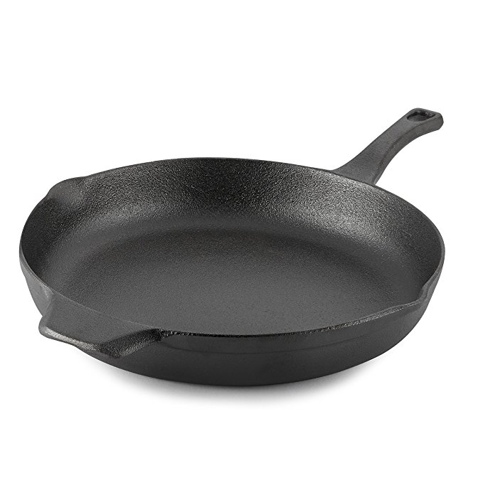 Calphalon Pre-Seasoned Cast Iron Skillet