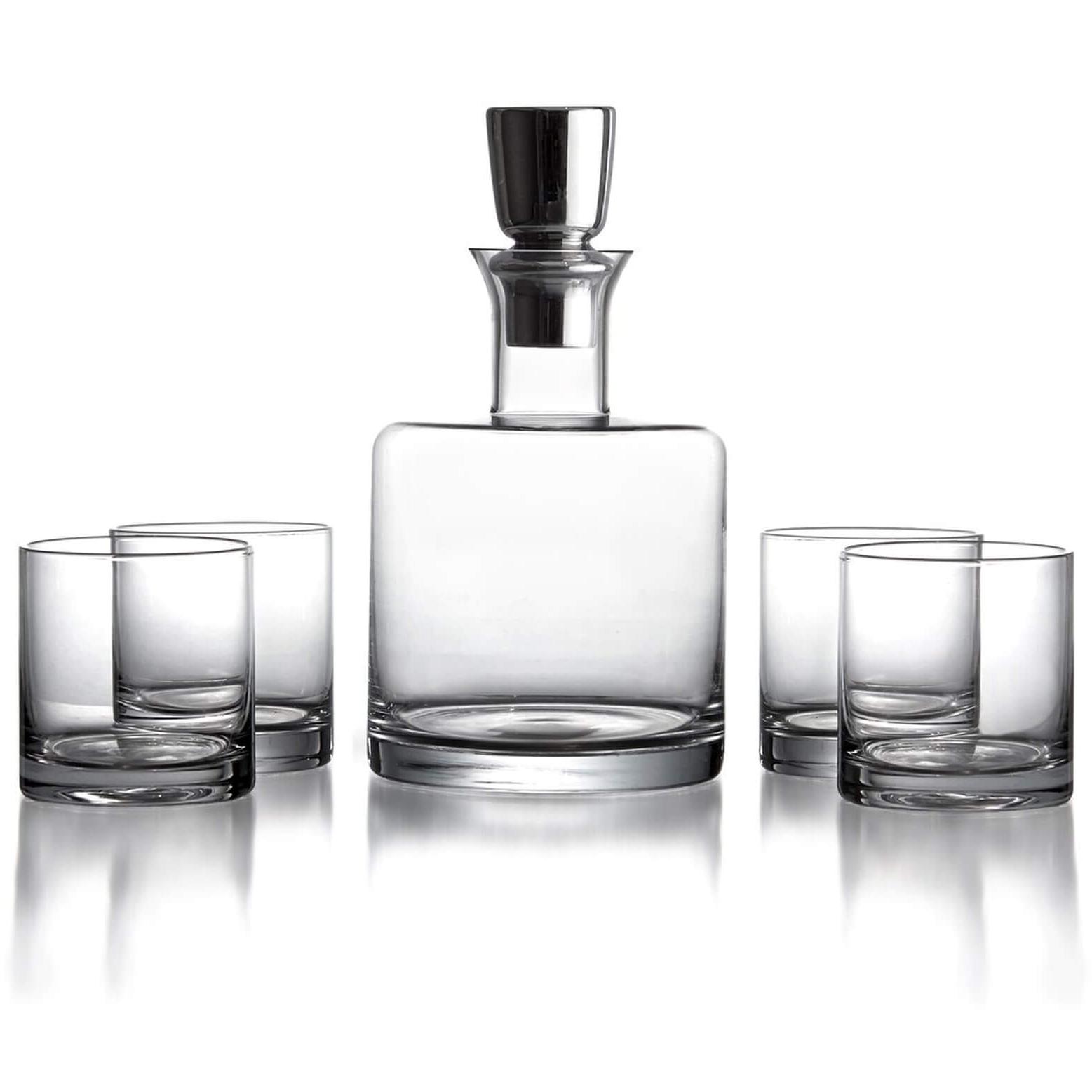 American Atelier Linus Decanter & Whiskey Glasses Nordstrom Anniversary Sale.jpg