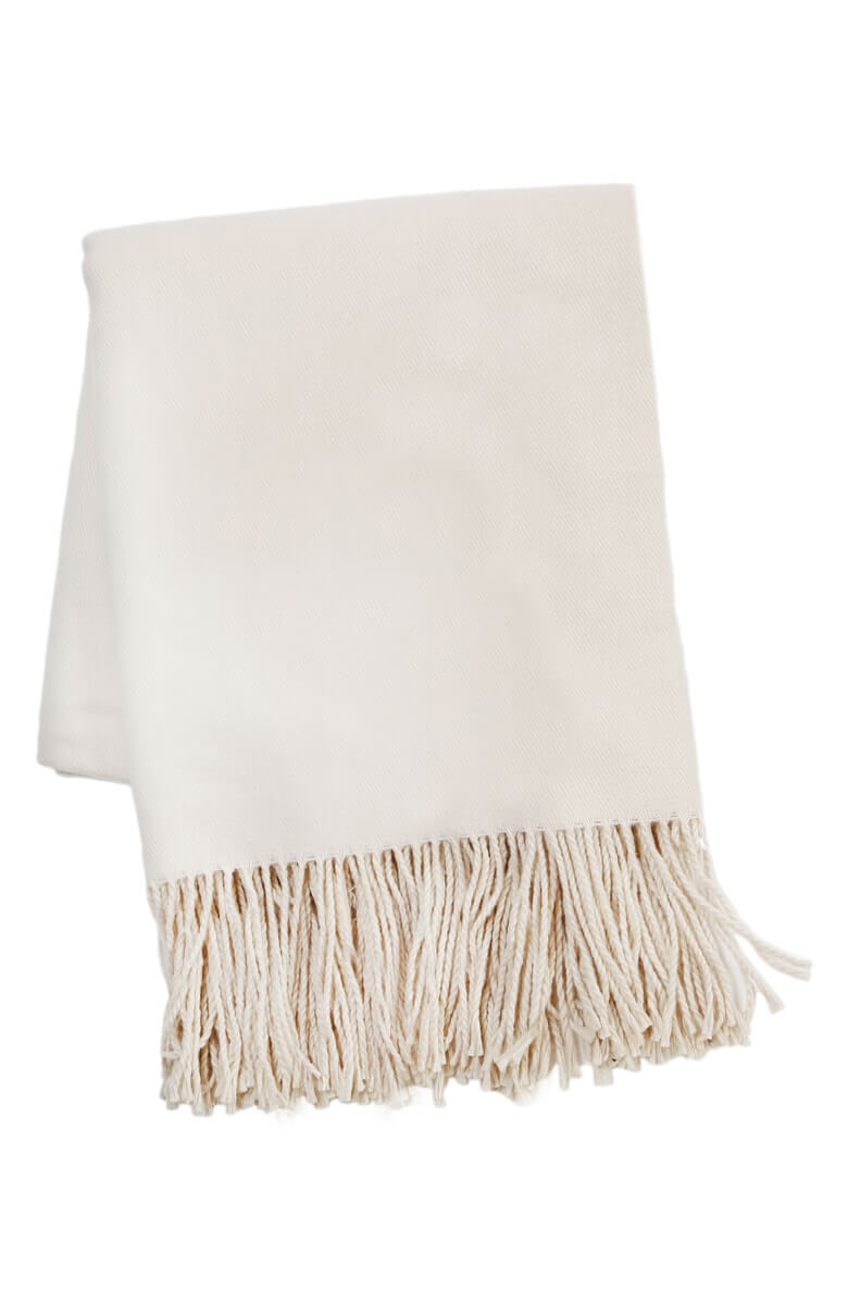 Pom Pom at Home Morgan Fringe Throw Nordstrom Anniversary Sale