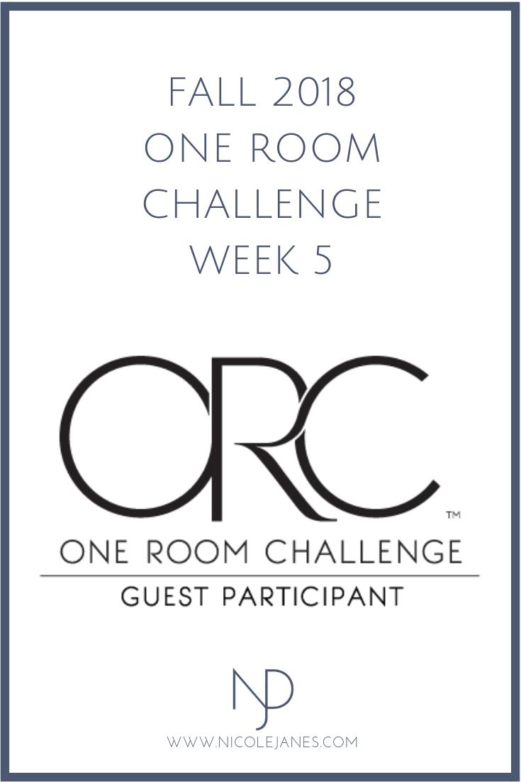 Boho Bedroom Update Week 5 Fall 2018 One Room Challenge Nicole Janes Design Header.png