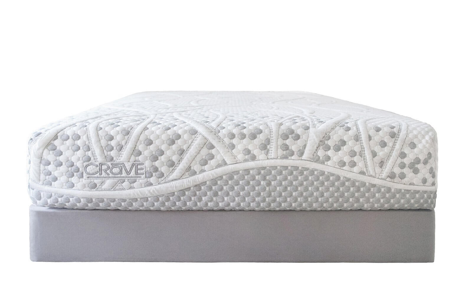 Crave Mattress Luxury Firm Hybrid Innerspring Mattress
