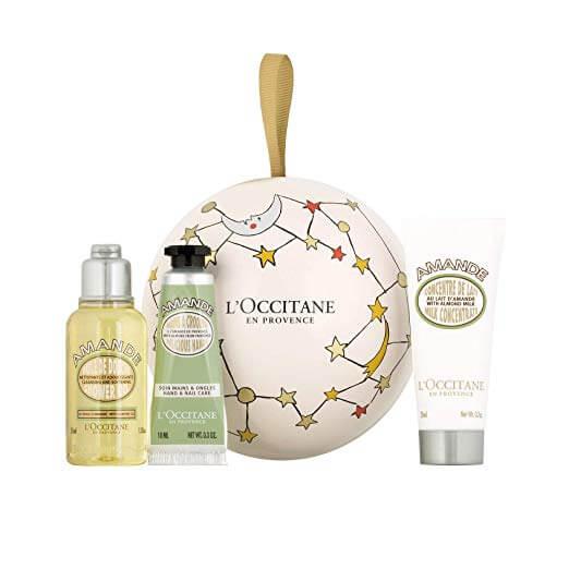 L'Occitane Holiday Ornament Gift Set