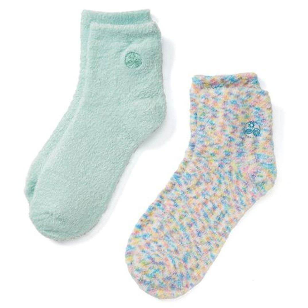 Earth Therapeutics Aloe Socks  Pack