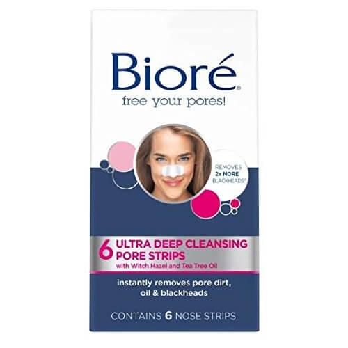 Bioré Ultra Deep Cleansing Pore Strips