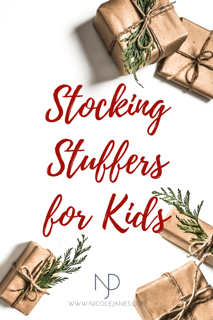 Holiday Gift Guide Stocking Stuffers for Kids Children Christmas Gift Nicole Janes Design.png