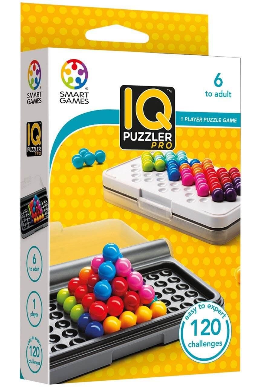 SmartGames IQ Puzzler Pro 1 player puzzle game
