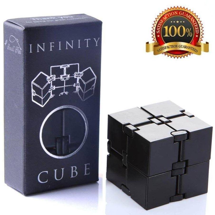 Handheld Infinity Cube Fidget Toy