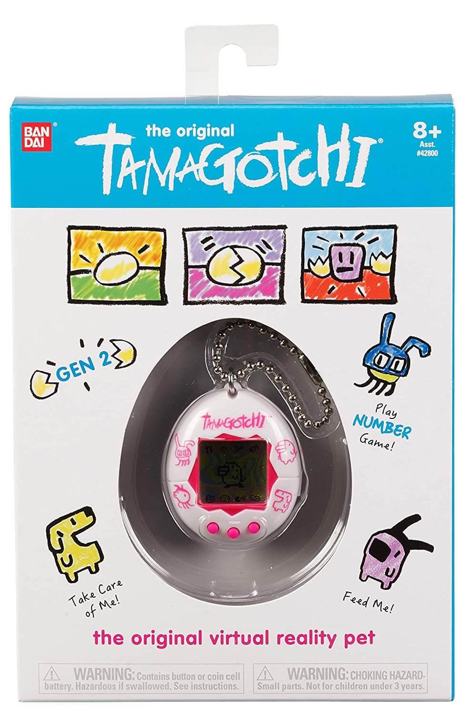 Tamagotchi Electronic Game Virtual Reality Pet
