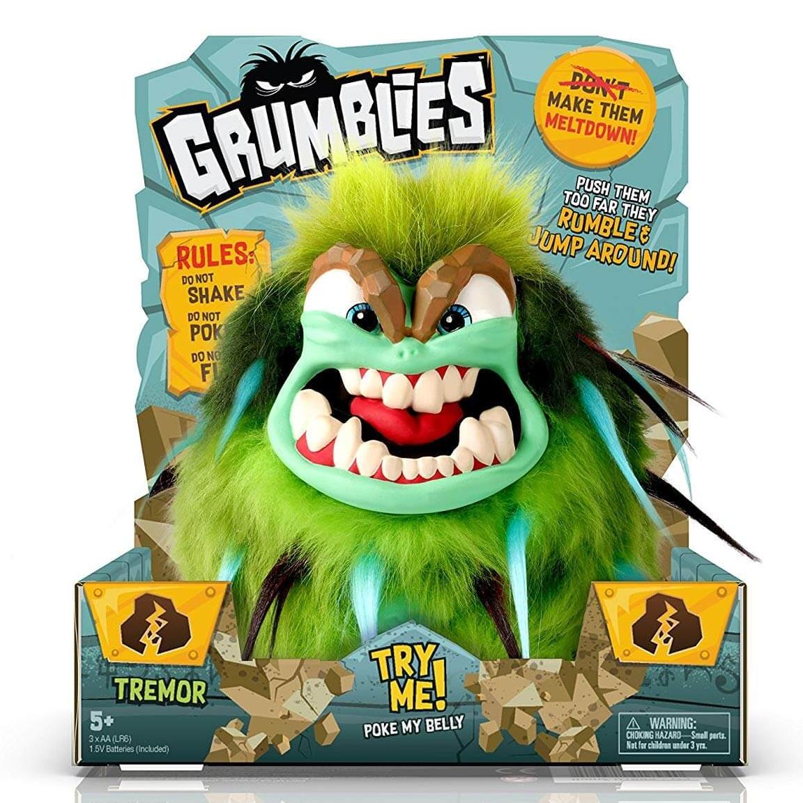 Grumblies Tremor Green