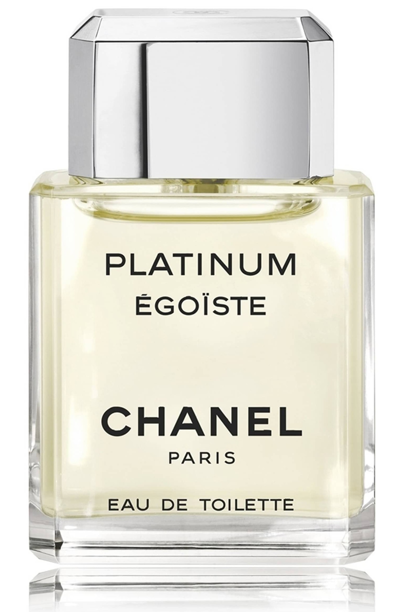 Chanel Platinum ÉGoiste Eau De Toilette Spray  Mens Cologne