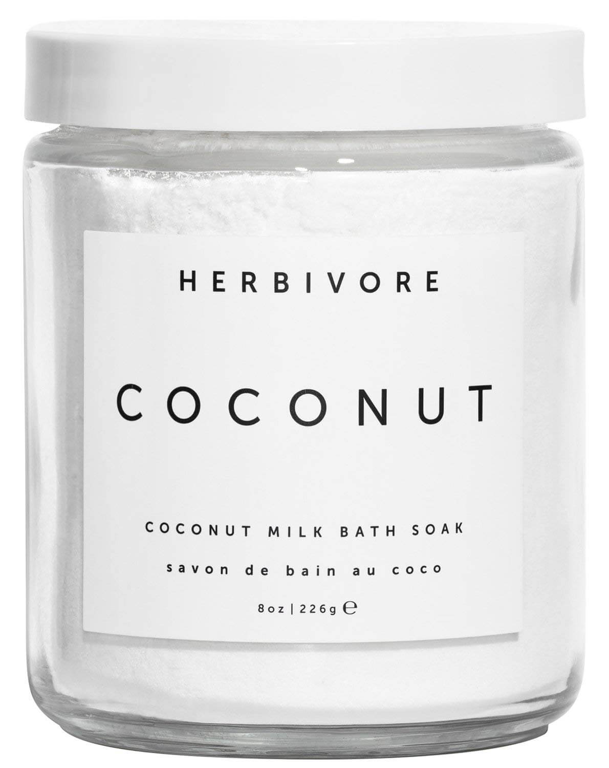 Herbivore Botanicals All Natural Coconut Milk Bath Soak