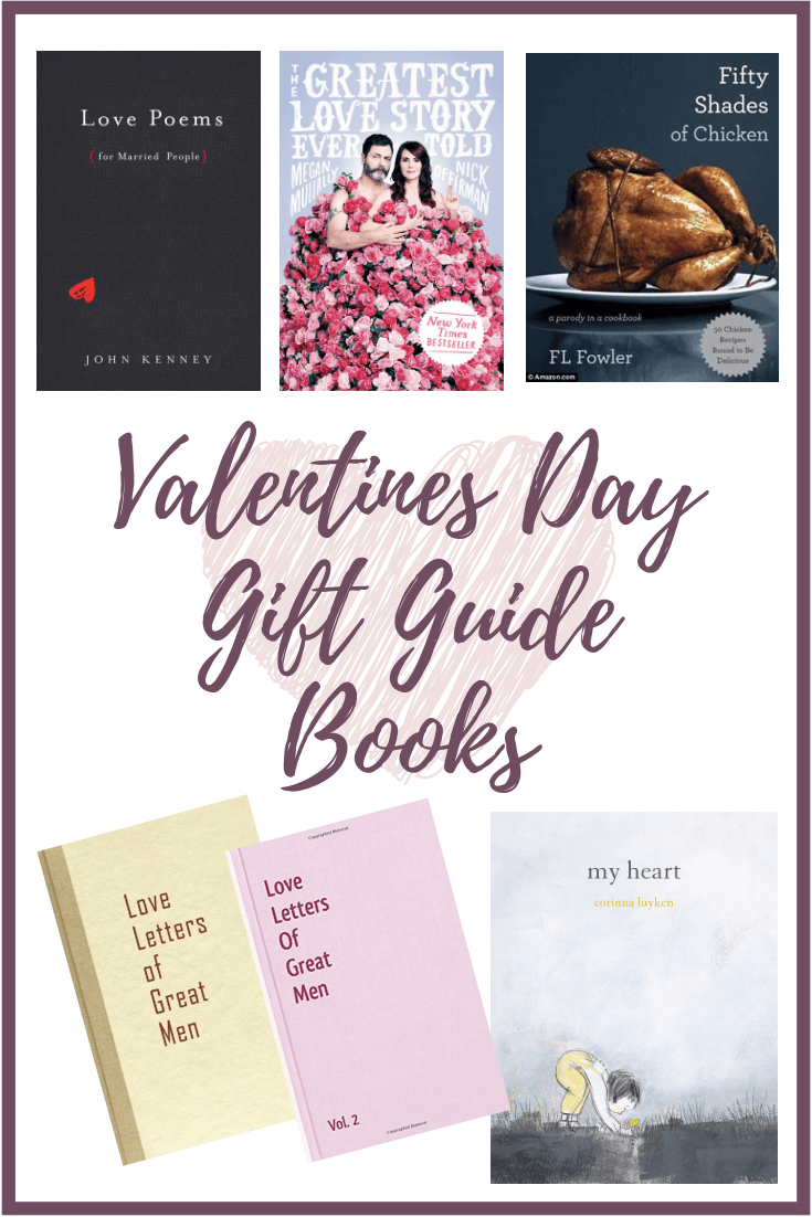 Books For Valentines Day Gift Guide Ideas Romance Love Books Nicole Janes Design.png