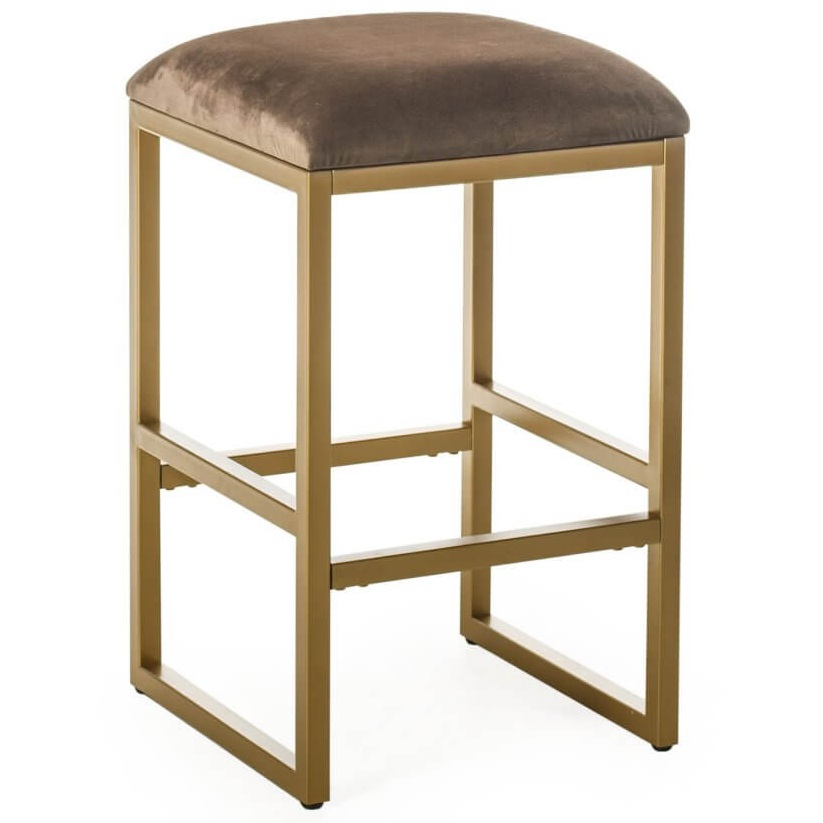 Belham Living Nova Backless Bar Stool