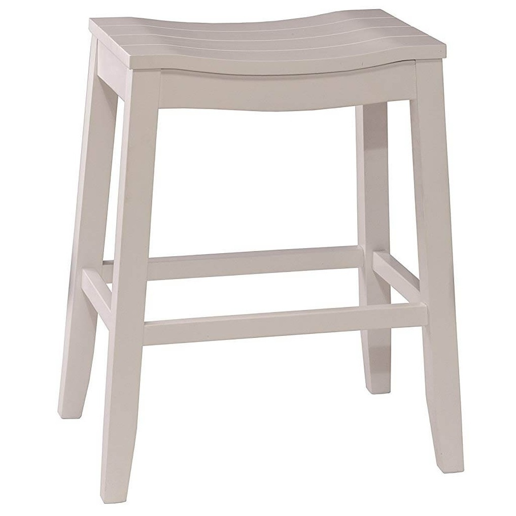 Hillsdale Furniture Fiddler Backless Bar Stool