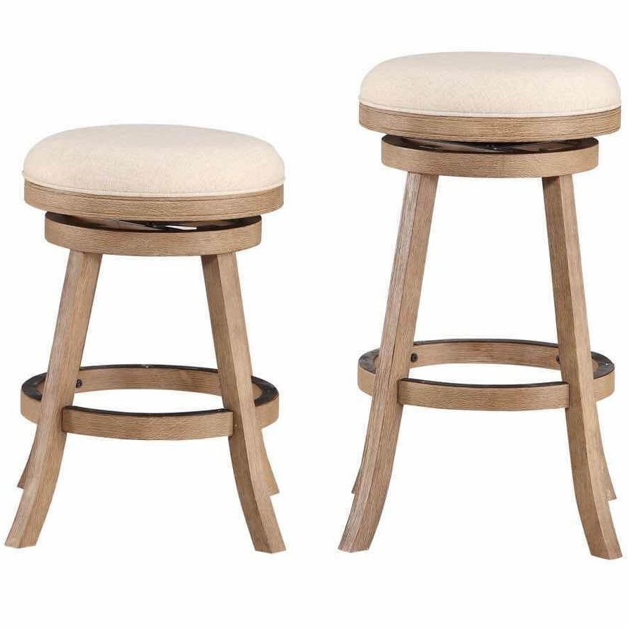 Fenton Backless Bar Stool