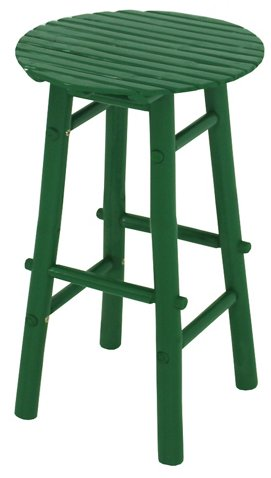 Baba Bamboo Counter Height Barstool