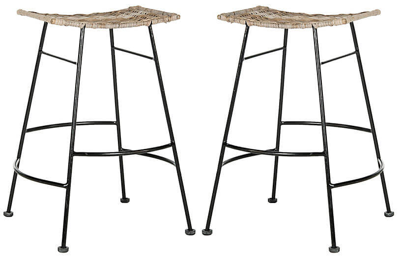 Set of 2 Julia Counter Stools