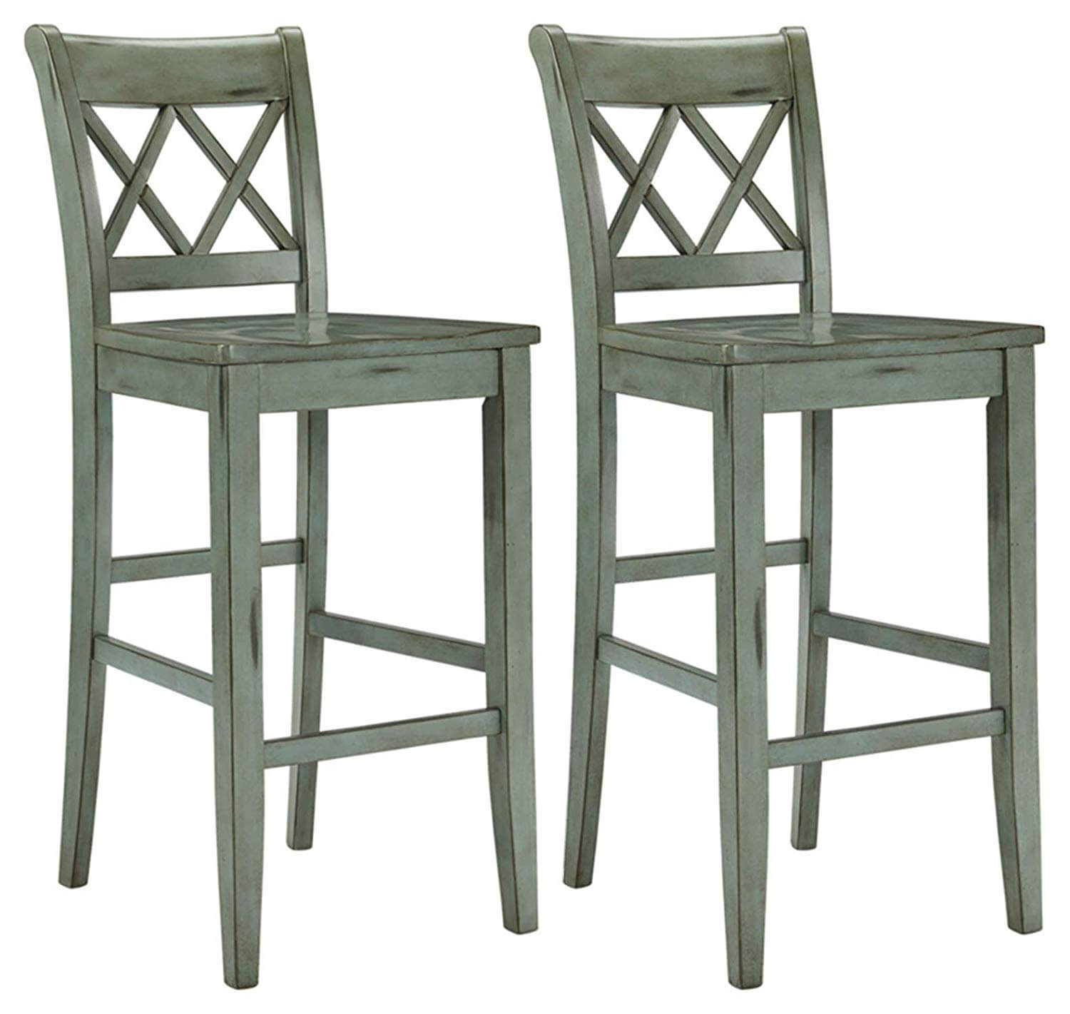 Mestler Bar Stool Set of 2